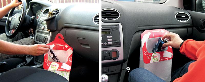c18b3f3397607 Papier toreb jest na tyle wytrzymały, że utrzyma nawet wilgotne i tłuste  odpady, takie, jak: ogryzek czy skórka po bananie.